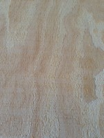 Rough Sawn, no-groove Pine